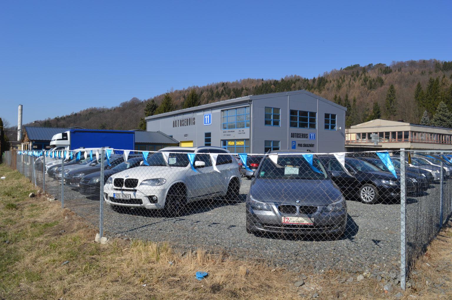 Servis osobních a nákladních vozidel do 3,5 tuny